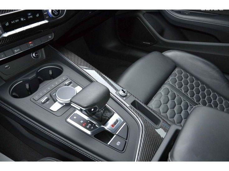 Audi RS 5 2018 серый - фото 9