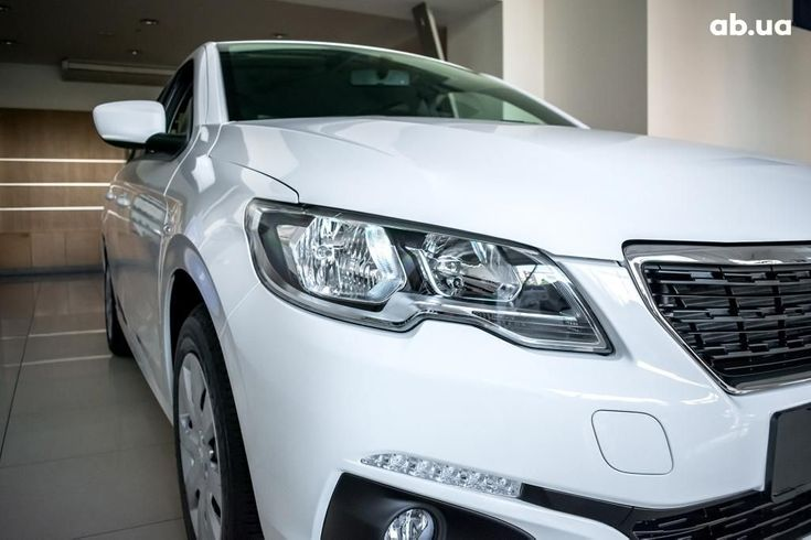 Peugeot 301 2020 белый - фото 7