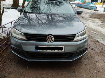 Автомобиль бензин Фольксваген Jetta 2012 года б/у - купить на Автобазаре