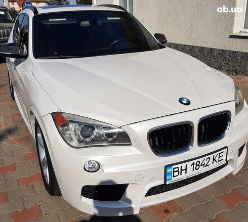 BMW X1 2013 белый - фото 2