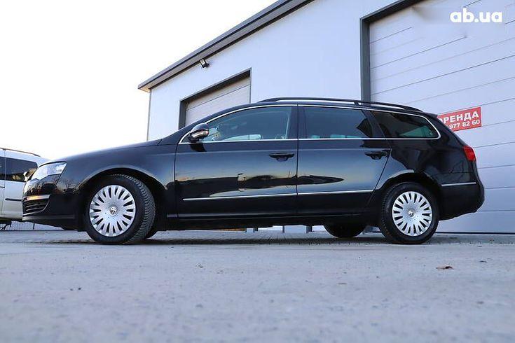 Volkswagen passat b6 2008 черный - фото 8