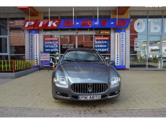 Продажа б/у Maserati Quattroporte - купить на Автобазаре