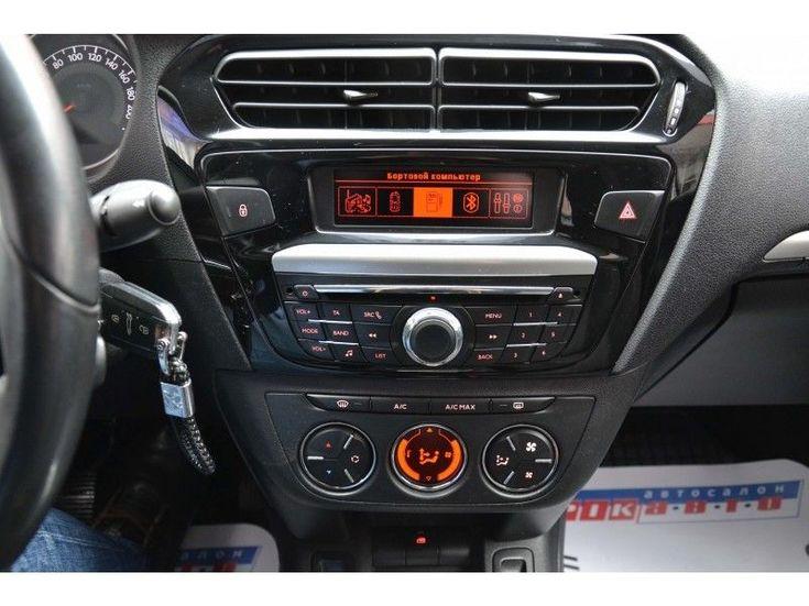 Peugeot 301 2013 белый - фото 8