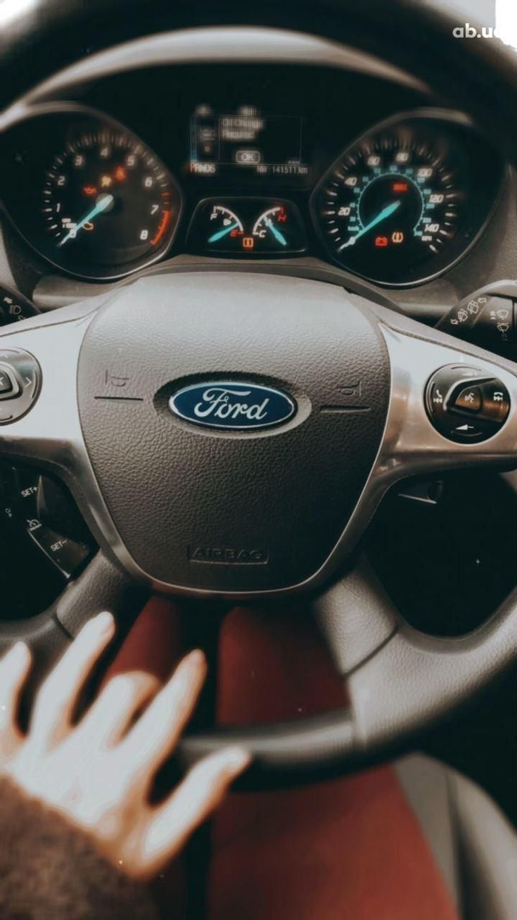 Ford Escape 2016 белый - фото 8