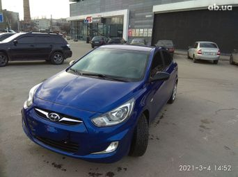 Продажа Hyundai б/у 2011 года в Днепре - купить на Автобазаре