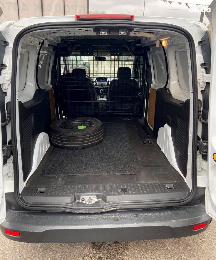 Ford Transit Connect 2017 белый - фото 8