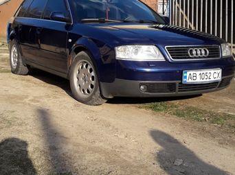 Продажа б/у Audi A6 в Винницкой области - купить на Автобазаре