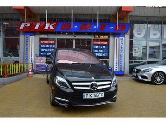 Продажа б/у Mercedes-Benz B-Класс Автомат - купить на Автобазаре