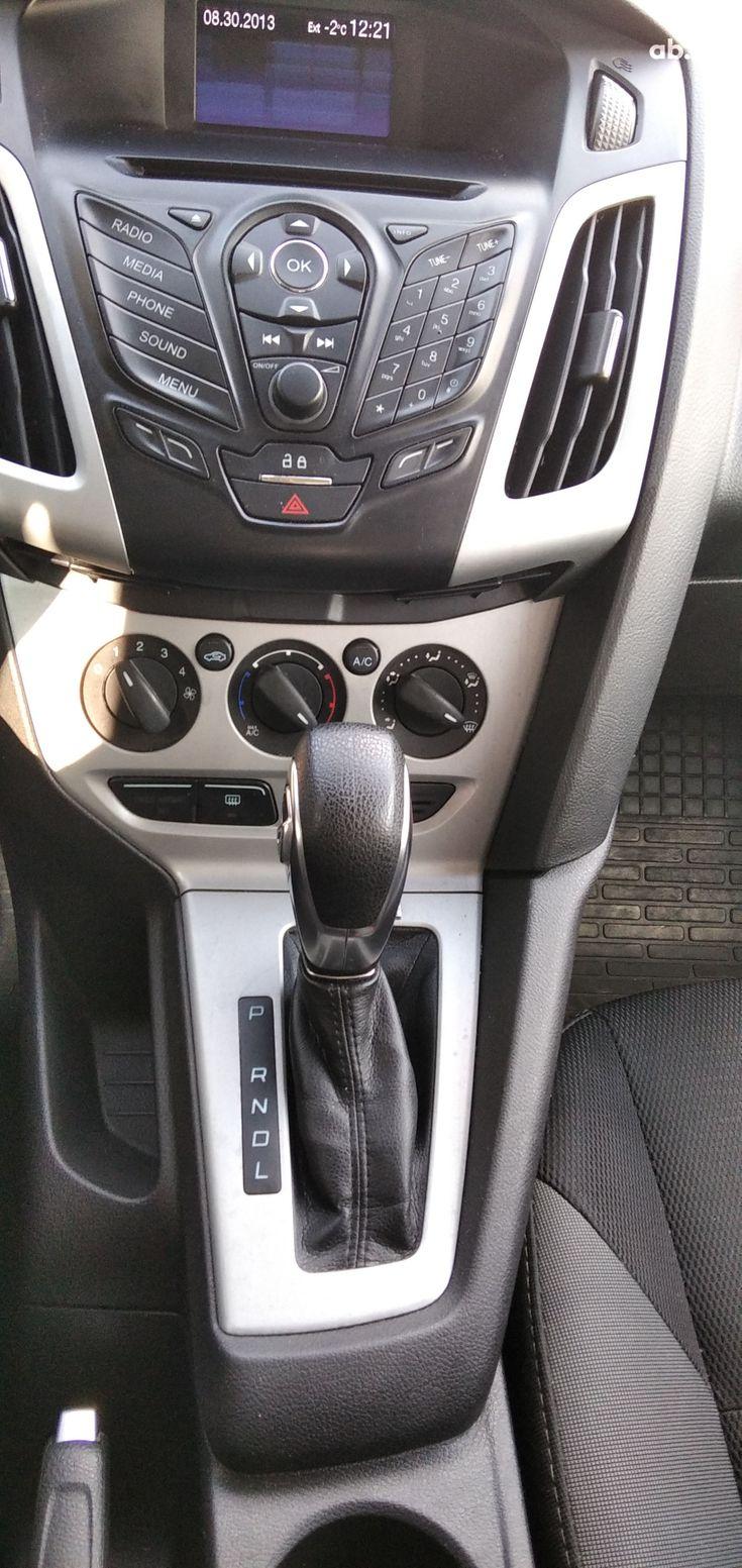 Ford Focus 2014 черный - фото 13