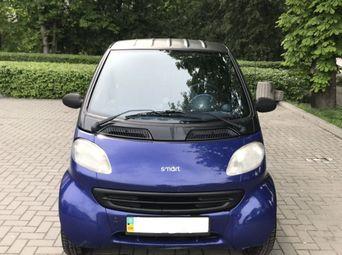 Продажа Smart б/у - купить на Автобазаре