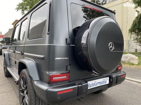 Mercedes-Benz G-Класс 2020 черный - фото 17