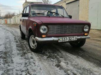 Автомобиль бензин ВАЗ 2101 1973 года б/у - купить на Автобазаре