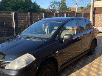 Продажа б/у хетчбэк Nissan Tiida 2007 года - купить на Автобазаре