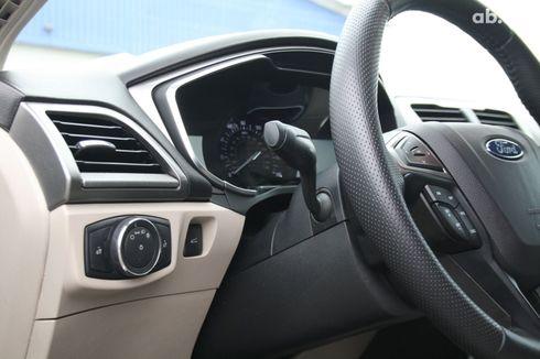 Ford Fusion 2017 серый - фото 18