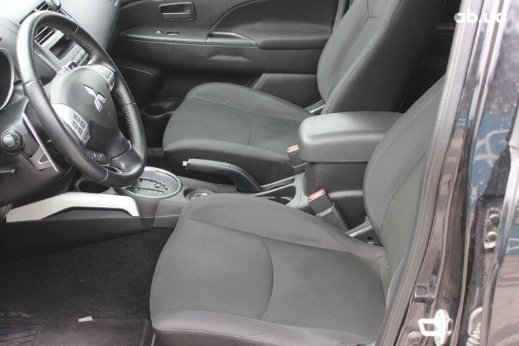 Mitsubishi ASX 2013 черный - фото 11