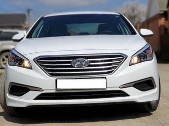 Автомобиль бензин Хюндай Sonata 2016 года б/у в Киевской области - купить на Автобазаре