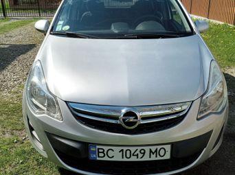Автомобиль дизель Опель Corsa 2012 года б/у - купить на Автобазаре
