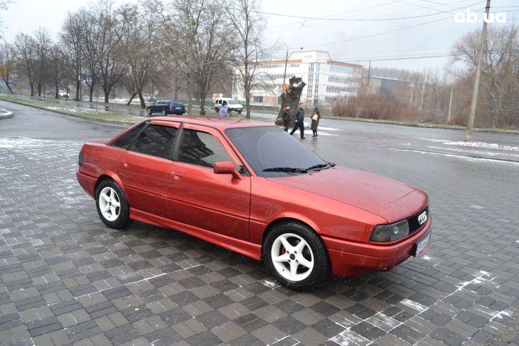 Audi 80 1987 - фото 5