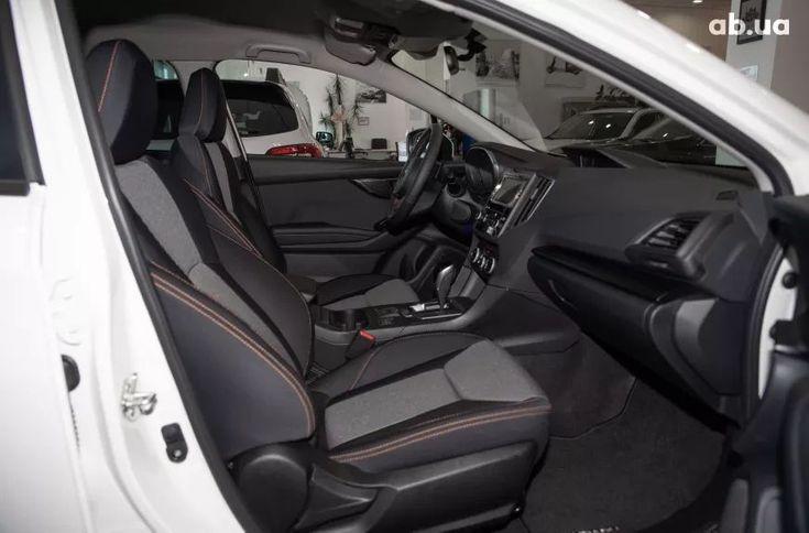 Subaru XV 2020 белый - фото 16