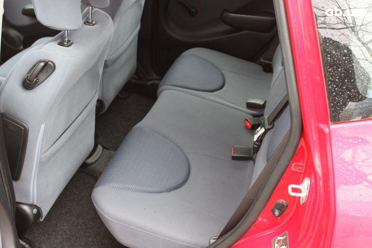 Honda Jazz 2004 красный - фото 9