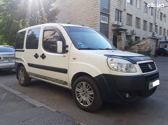 Автомобиль дизель Фиат Doblo 2010 года б/у - купить на Автобазаре