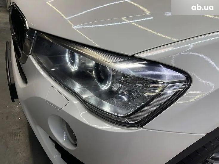 BMW X4 2016 белый - фото 9