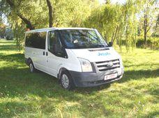 Купить Ford Transit бу в Украине - купить на Автобазаре