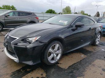Продажа б/у Lexus RC - купить на Автобазаре
