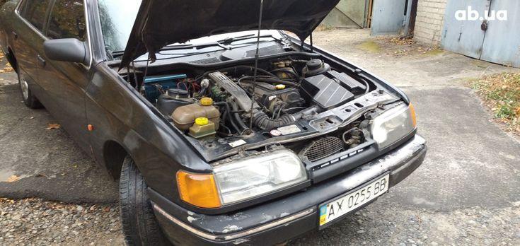 Ford Scorpio 1990 черный - фото 18