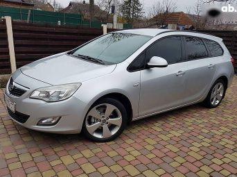 Продажа б/у Opel Astra 2012 года в Хмельницком - купить на Автобазаре