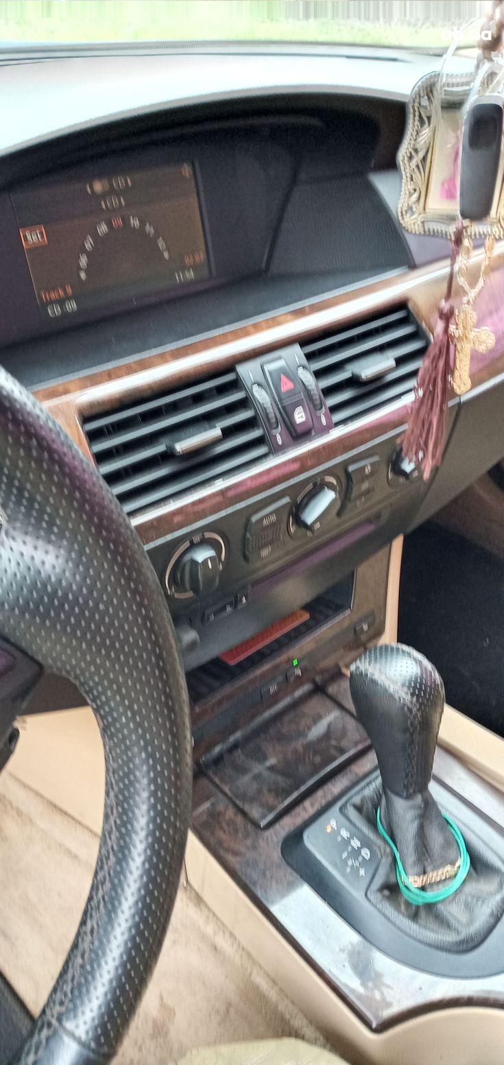 BMW 5 серия 2007 - фото 4
