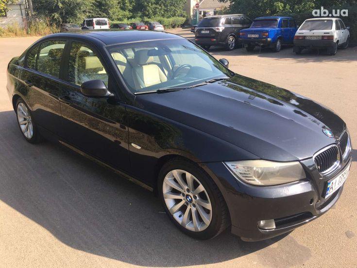 BMW 3 серия 2010 черный - фото 18