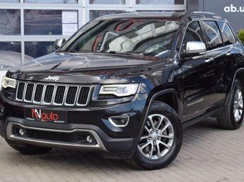 Продажа б/у внедорожник Jeep Grand Cherokee 2014 года в Одессе - купить на Автобазаре