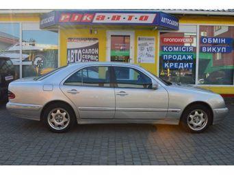 Продажа б/у седан Mercedes-Benz E-Класс 2000 года во Львове - купить на Автобазаре