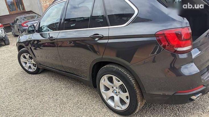 BMW X5 2014 серый - фото 11