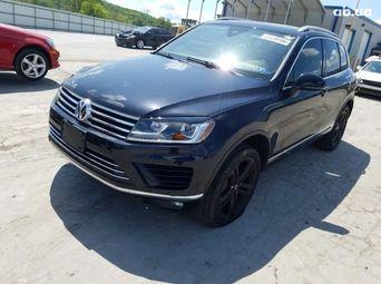 Продажа б/у Volkswagen Touareg Автомат - купить на Автобазаре