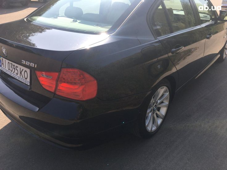 BMW 3 серия 2010 черный - фото 5