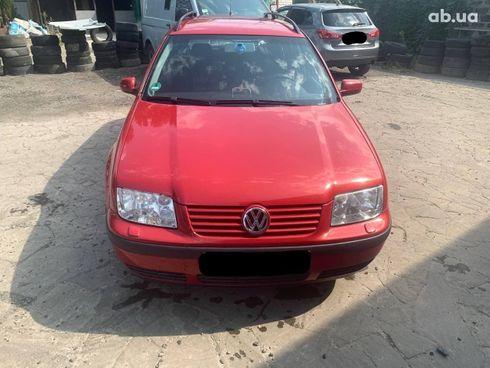 Volkswagen Bora 2004 красный - фото 15
