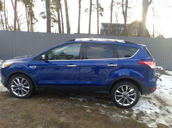 Форд Кроссовер б/у - купить на Автобазаре