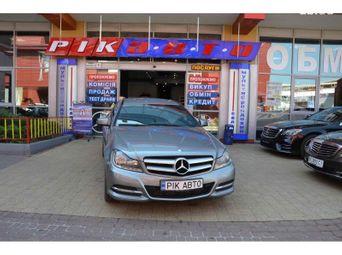 Автомобиль дизель Мерседес-Бенц C-Класс 2011 года б/у - купить на Автобазаре