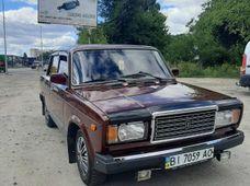 Продажа б/у ВАЗ 2107 - купить на Автобазаре