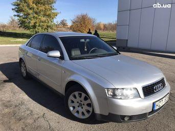 Продажа б/у седан Audi A4 2002 года в Киеве - купить на Автобазаре