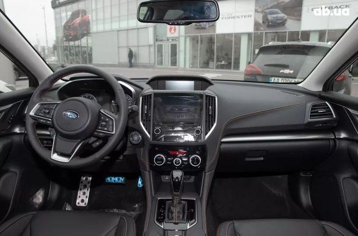 Subaru XV 2020 серый - фото 15