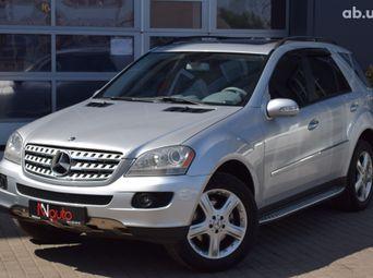 Продажа б/у Mercedes-Benz M-Класс Автомат 2008 года - купить на Автобазаре
