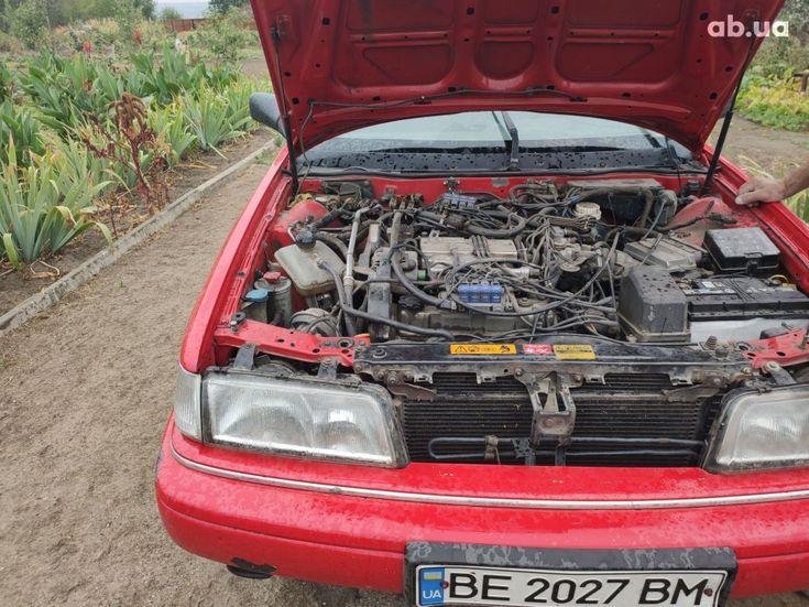 Rover 820 1994 красный - фото 7