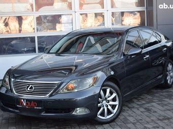 Продажа б/у седан Lexus LS - купить на Автобазаре