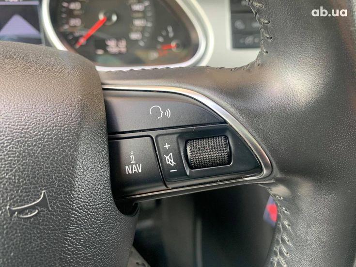 Audi Q7 2013 белый - фото 20