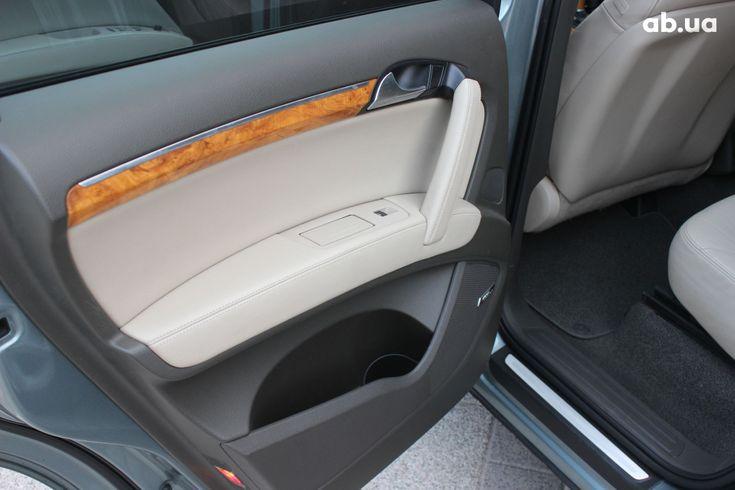 Audi Q7 2007 серый - фото 2