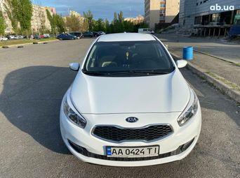 Автомобиль дизель Киа Cee'd 2013 года б/у - купить на Автобазаре