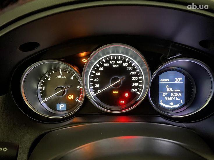 Mazda CX-5 2014 белый - фото 7